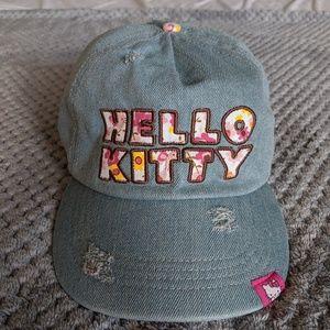 Hello Kitty baseball hat